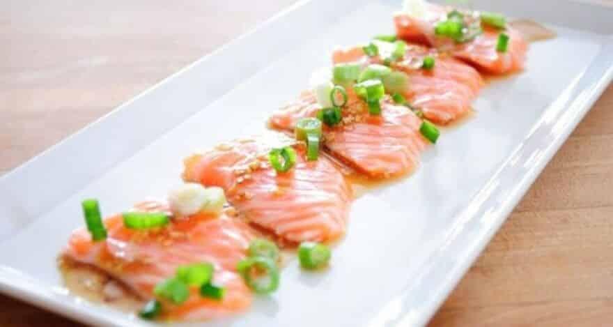 carpaccio de salmon recetasthermomix.net