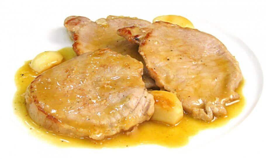 Filetes de Lomo en Salsa