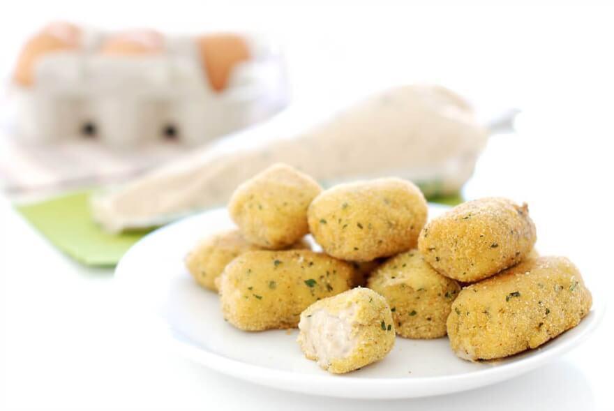 croquetas de queso azul recetasthermomix.net