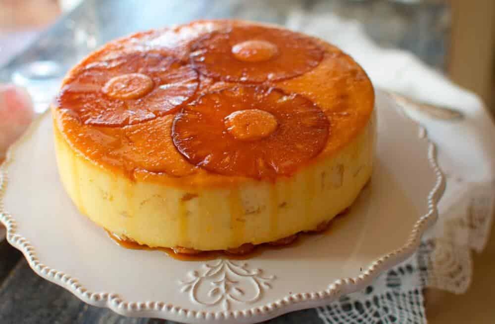 pastel de piña recetasthermomix.net