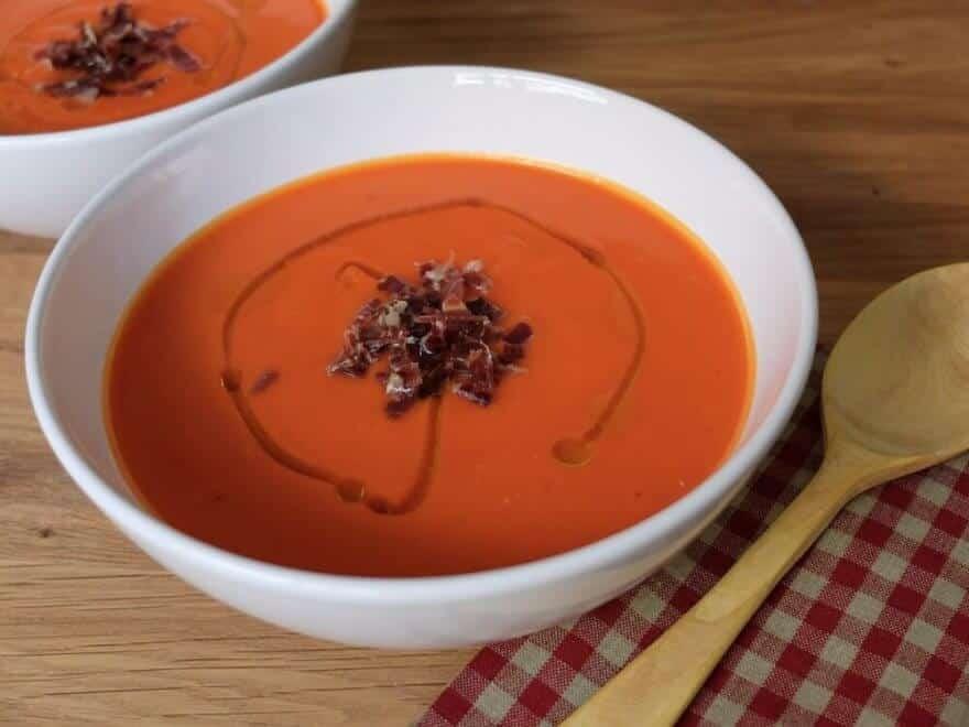receta-gazpacho-pimientos recetasthermomix.net