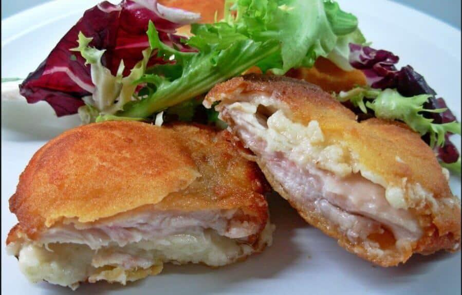 filete pollo bechamel recetasthermomix.net