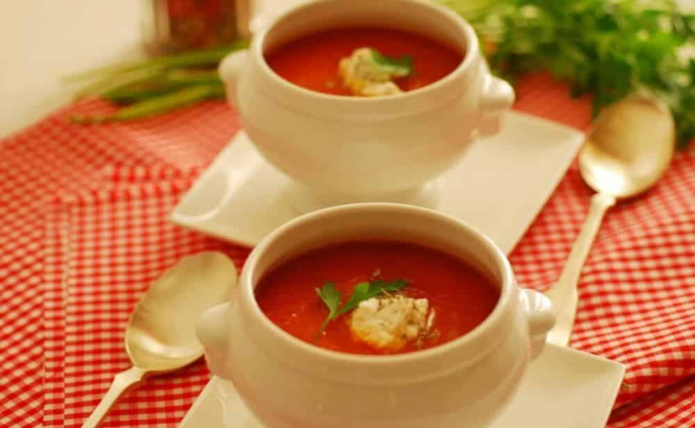 sopa tomate albahaca recetasthermomix.net