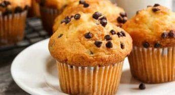 Muffins de Flan con Chocolate